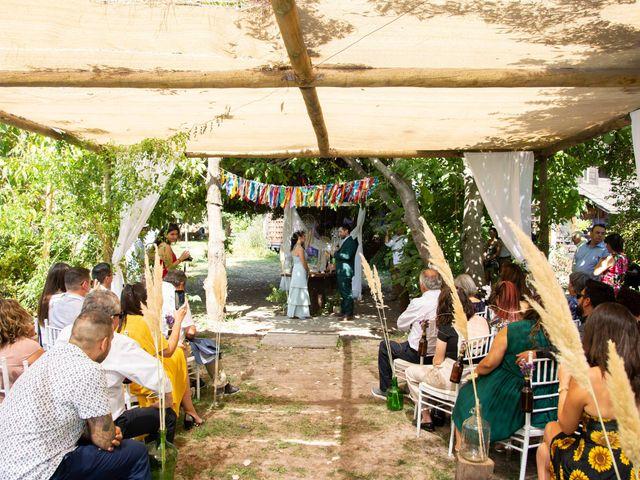 El matrimonio de Felipe y Brenda en San José de Maipo, Cordillera 18