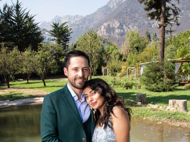 El matrimonio de Felipe y Brenda en San José de Maipo, Cordillera 20