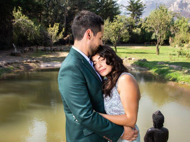 El matrimonio de Felipe y Brenda en San José de Maipo, Cordillera 21
