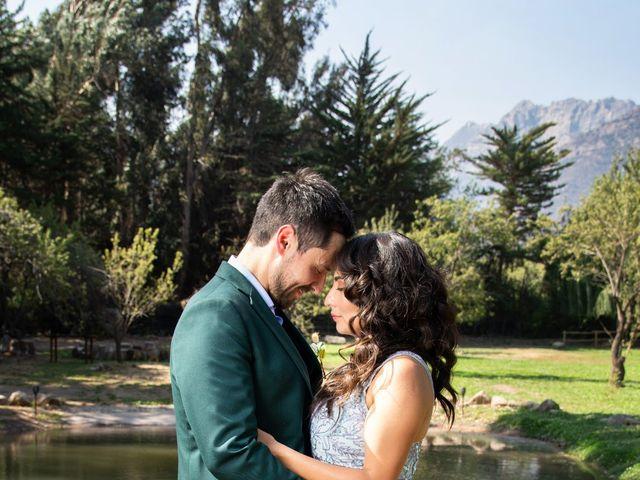 El matrimonio de Felipe y Brenda en San José de Maipo, Cordillera 22