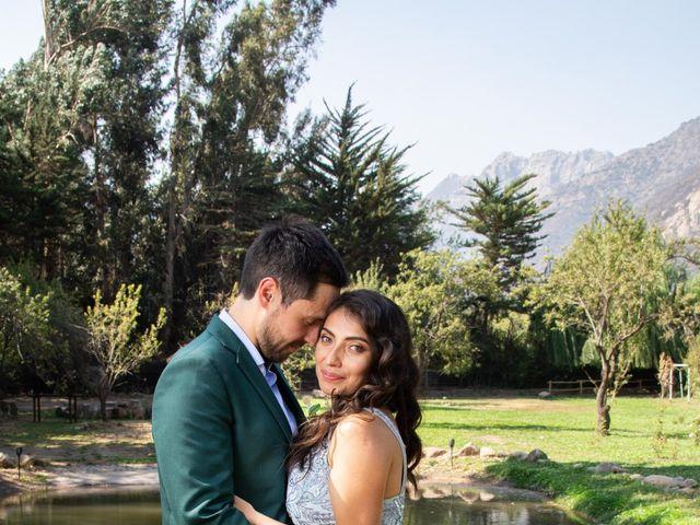 El matrimonio de Felipe y Brenda en San José de Maipo, Cordillera 23