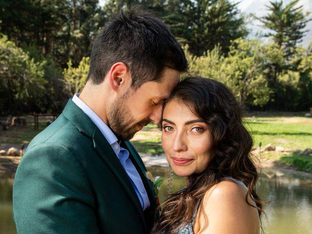 El matrimonio de Brenda y Felipe
