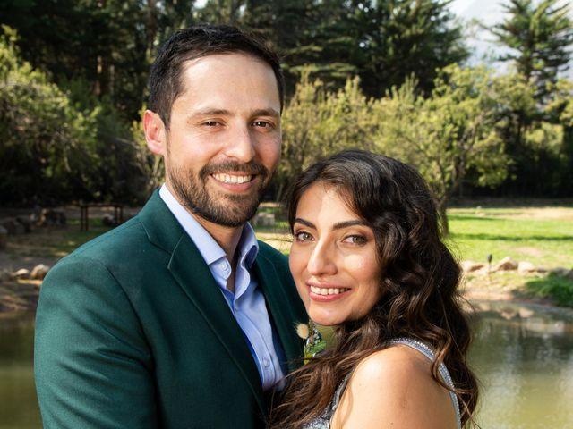 El matrimonio de Felipe y Brenda en San José de Maipo, Cordillera 24