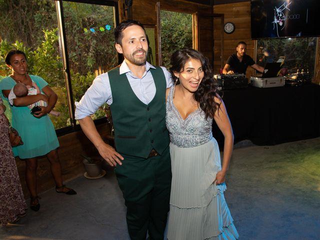 El matrimonio de Felipe y Brenda en San José de Maipo, Cordillera 28