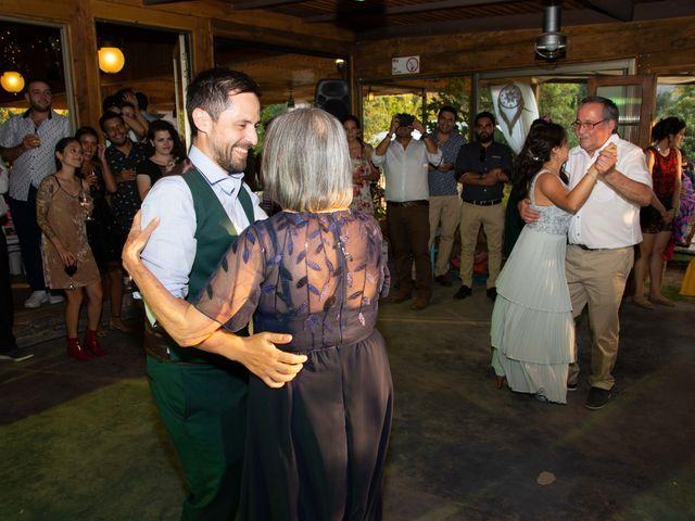 El matrimonio de Felipe y Brenda en San José de Maipo, Cordillera 31