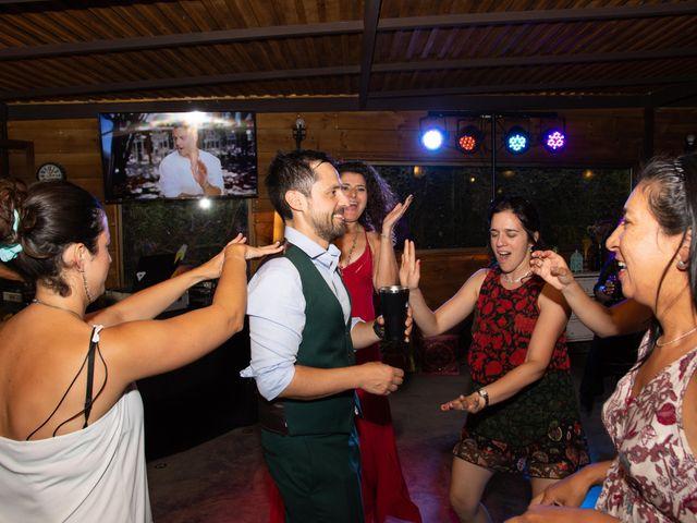 El matrimonio de Felipe y Brenda en San José de Maipo, Cordillera 32