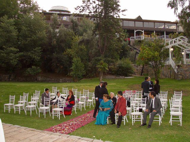 El matrimonio de Juan y Loreto en San José de Maipo, Cordillera 13