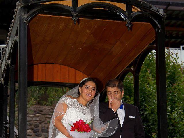 El matrimonio de Juan y Loreto en San José de Maipo, Cordillera 16