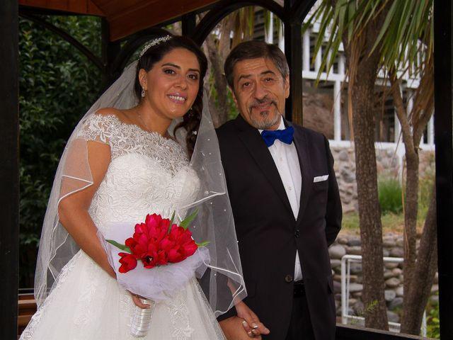 El matrimonio de Juan y Loreto en San José de Maipo, Cordillera 17