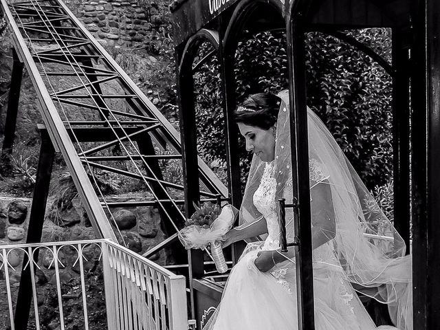 El matrimonio de Juan y Loreto en San José de Maipo, Cordillera 1