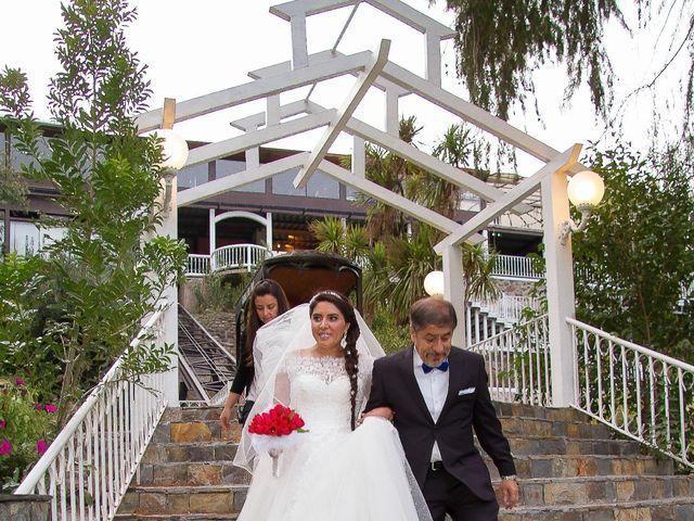 El matrimonio de Juan y Loreto en San José de Maipo, Cordillera 18