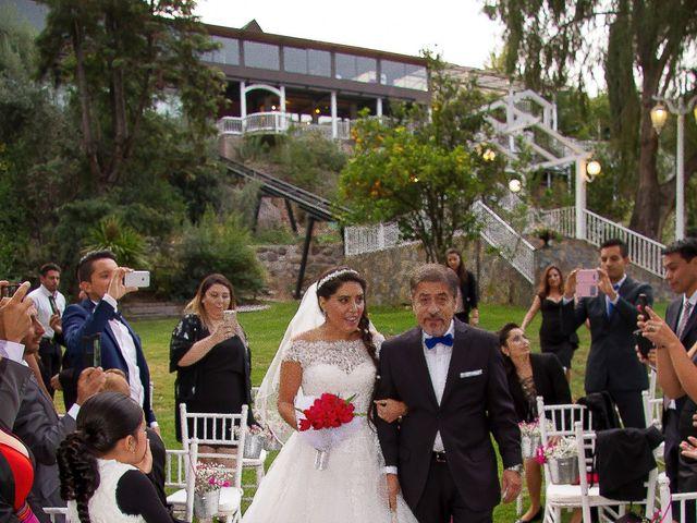 El matrimonio de Juan y Loreto en San José de Maipo, Cordillera 19