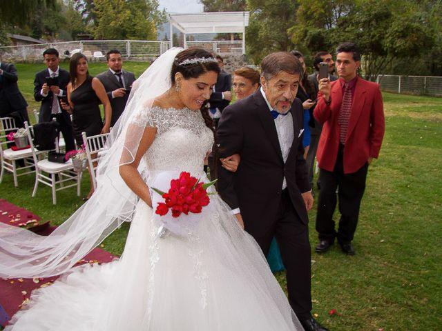 El matrimonio de Juan y Loreto en San José de Maipo, Cordillera 20