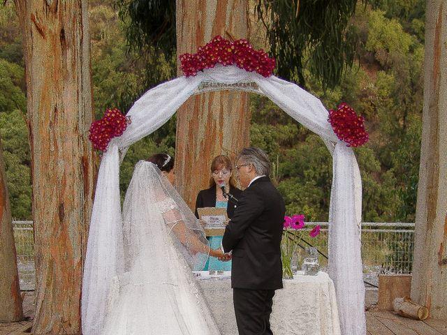 El matrimonio de Juan y Loreto en San José de Maipo, Cordillera 21