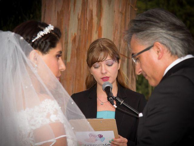 El matrimonio de Juan y Loreto en San José de Maipo, Cordillera 22