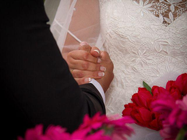 El matrimonio de Juan y Loreto en San José de Maipo, Cordillera 23