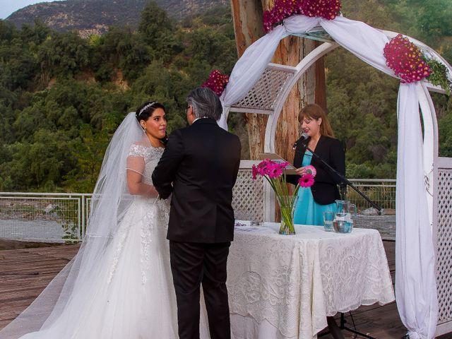 El matrimonio de Juan y Loreto en San José de Maipo, Cordillera 24