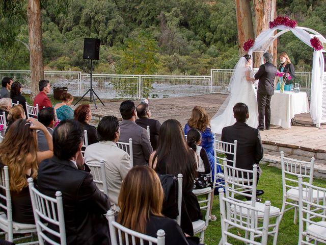 El matrimonio de Juan y Loreto en San José de Maipo, Cordillera 25