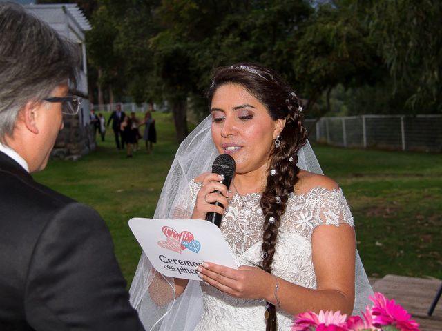 El matrimonio de Juan y Loreto en San José de Maipo, Cordillera 27