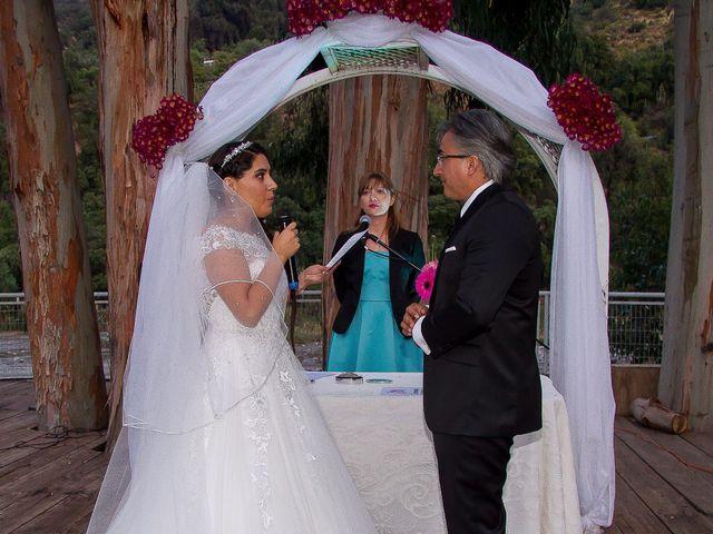 El matrimonio de Juan y Loreto en San José de Maipo, Cordillera 28