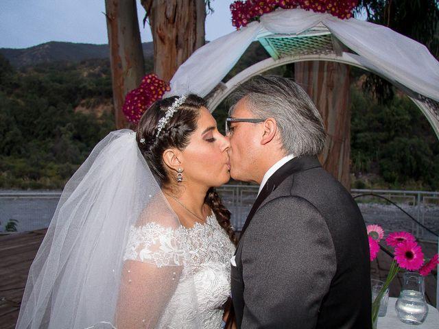 El matrimonio de Juan y Loreto en San José de Maipo, Cordillera 31