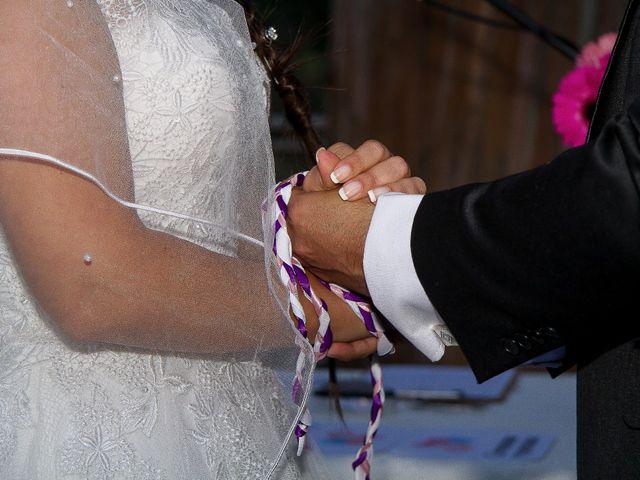 El matrimonio de Juan y Loreto en San José de Maipo, Cordillera 32