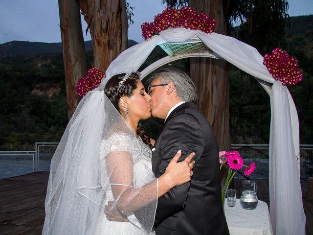 El matrimonio de Juan y Loreto en San José de Maipo, Cordillera 33