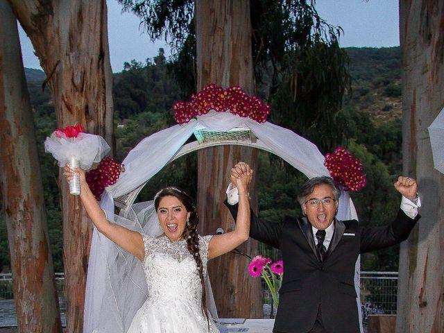 El matrimonio de Juan y Loreto en San José de Maipo, Cordillera 34
