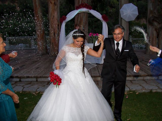 El matrimonio de Juan y Loreto en San José de Maipo, Cordillera 35