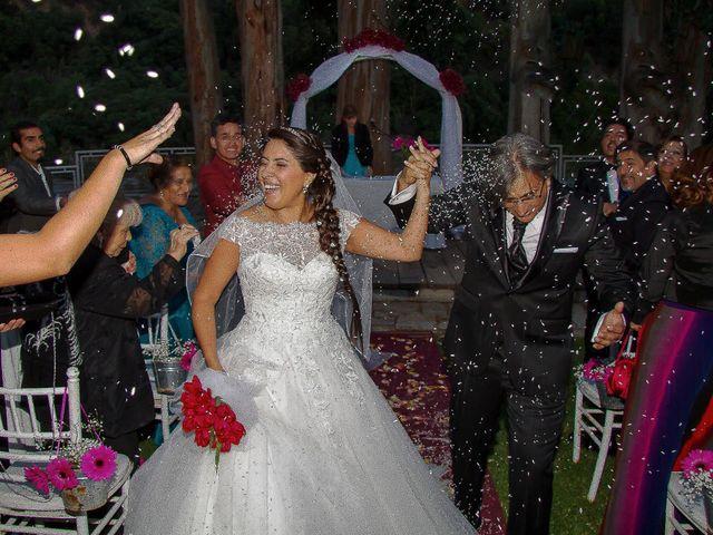 El matrimonio de Juan y Loreto en San José de Maipo, Cordillera 36
