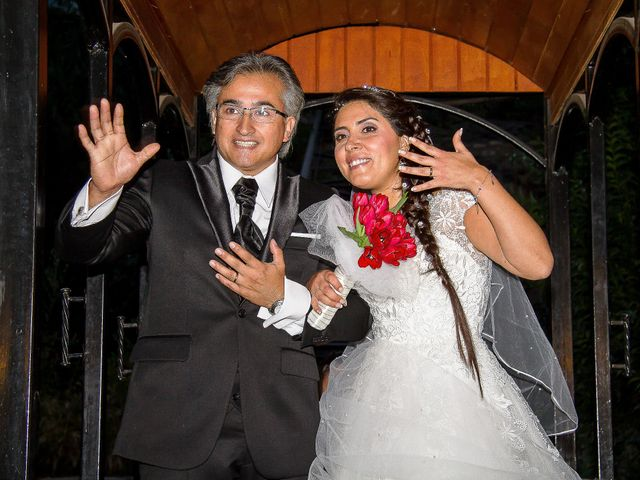 El matrimonio de Juan y Loreto en San José de Maipo, Cordillera 37
