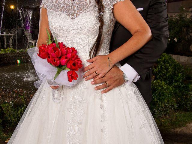 El matrimonio de Juan y Loreto en San José de Maipo, Cordillera 42
