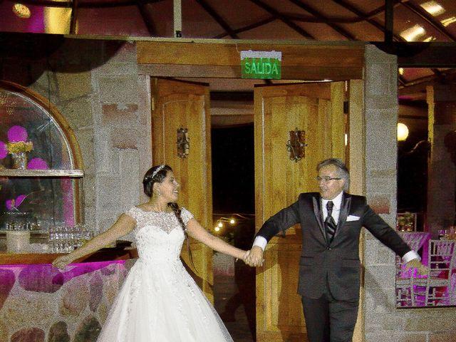 El matrimonio de Juan y Loreto en San José de Maipo, Cordillera 43