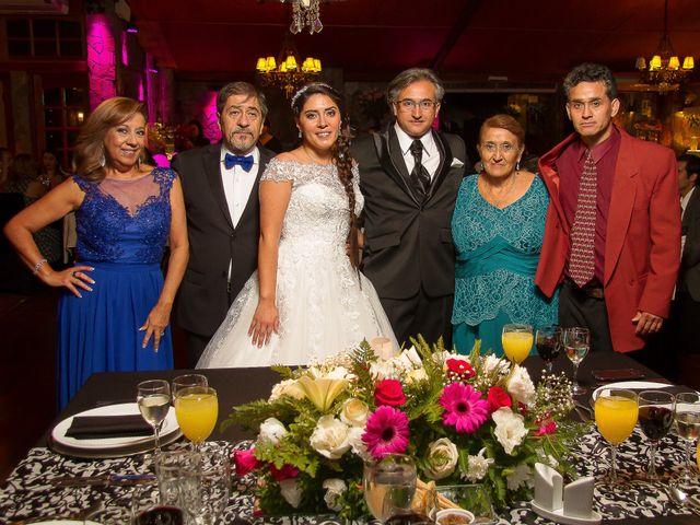 El matrimonio de Juan y Loreto en San José de Maipo, Cordillera 47