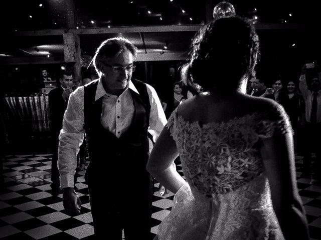 El matrimonio de Juan y Loreto en San José de Maipo, Cordillera 54