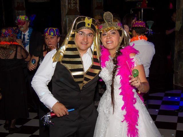 El matrimonio de Juan y Loreto en San José de Maipo, Cordillera 60