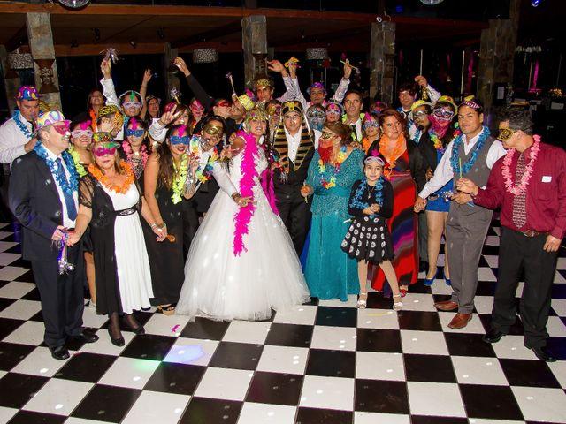El matrimonio de Juan y Loreto en San José de Maipo, Cordillera 62