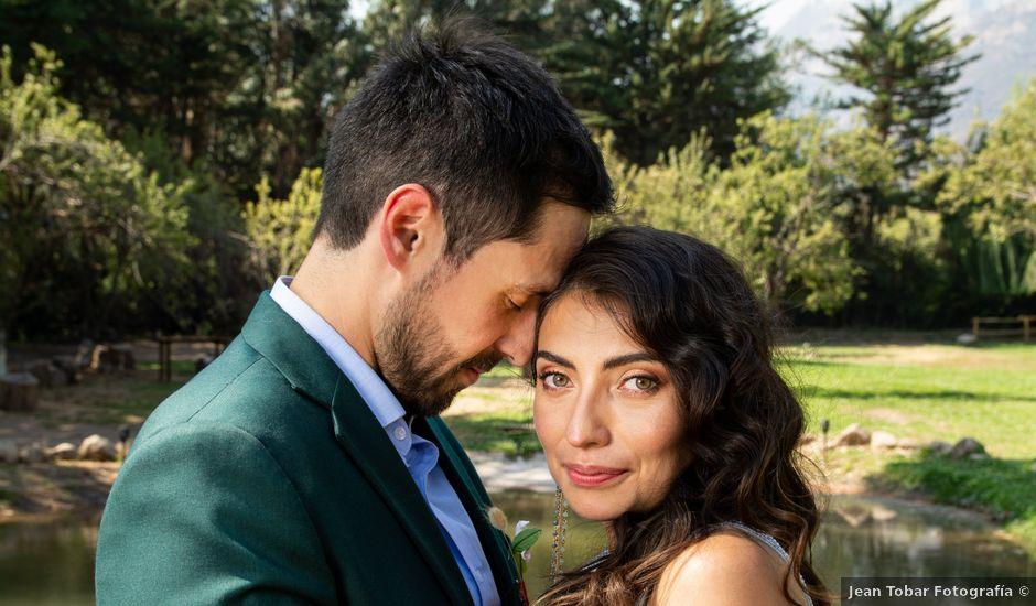 El matrimonio de Felipe y Brenda en San José de Maipo, Cordillera