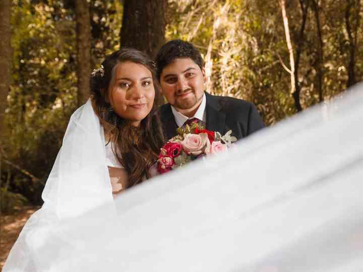 El matrimonio de Gabriela y Gonzalo