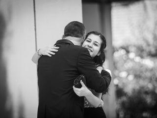 El matrimonio de Natalia y Iván 1