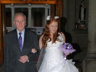 El matrimonio de Pamela  y Gustavo 2