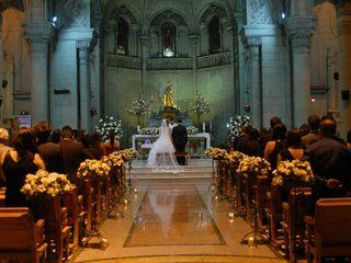 El matrimonio de Pamela  y Gustavo 3