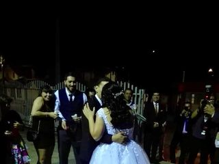 El matrimonio de María Patricia y César Alexis  1