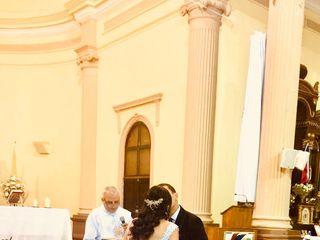 El matrimonio de María Patricia y César Alexis  2