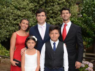 El matrimonio de Daniela y Alexis 1