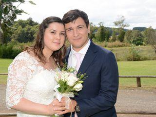 El matrimonio de Daniela y Alexis 3
