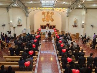 El matrimonio de Francis y Cristian 1