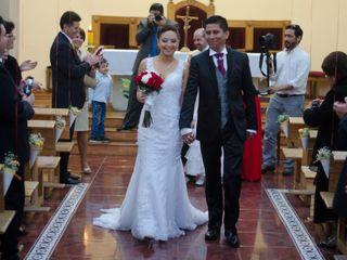 El matrimonio de Francis y Cristian