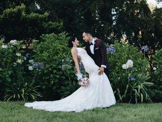 El matrimonio de Karla y Felipe