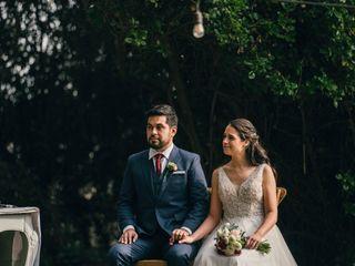 El matrimonio de Luis y Kristy